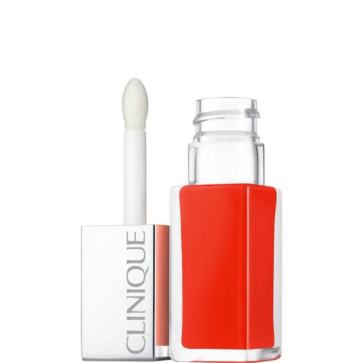 Clinique Pop™ Lacquer Rouge Laque + Base Lissante 2 en 1 - CLINIQUE - Incenza