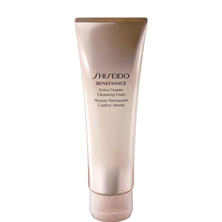 Benefiance WrinkleResist24 Mousse Nettoyante Confort Absolu - Shiseido - Incenza