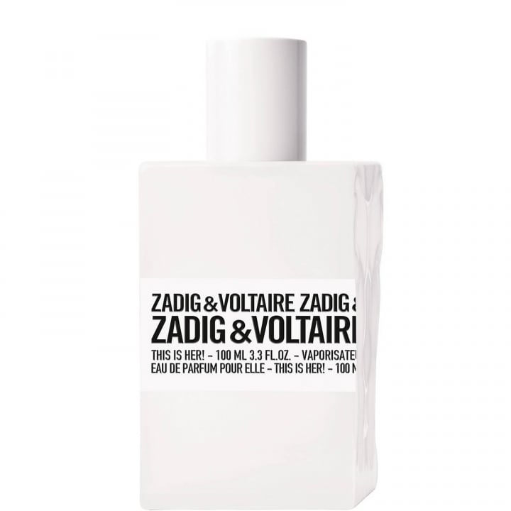 This is Her ! Eau de Parfum - Zadig & Voltaire - Incenza