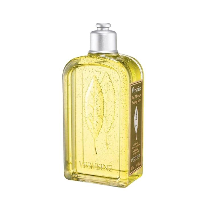 Verveine bain moussant l 39 occitane incenza for Bain moussant maison