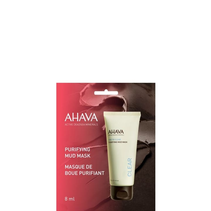 Time to Clear Masque de Boue Purifiant - Ahava - Incenza