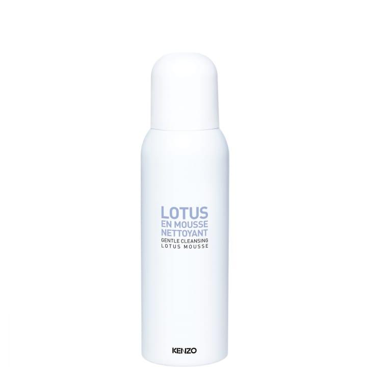 Kenzoki Lotus Blanc Lotus en Mousse Nettoyante - KENZO - Incenza