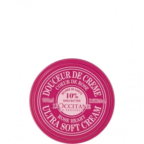 Karité Douceur de Crème Coeur de Rose