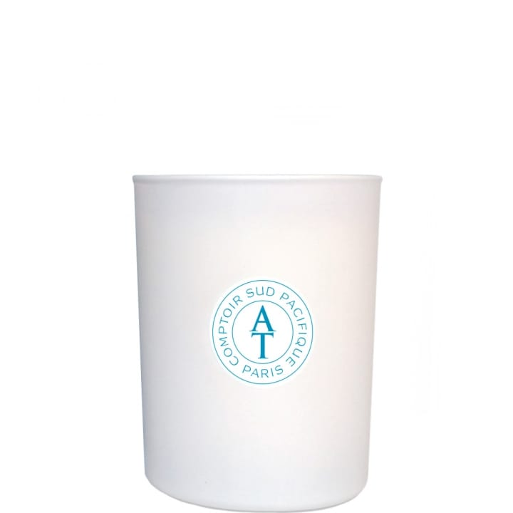 Aloha Tiaré Bougie Parfumée - Comptoir Sud Pacifique - Incenza