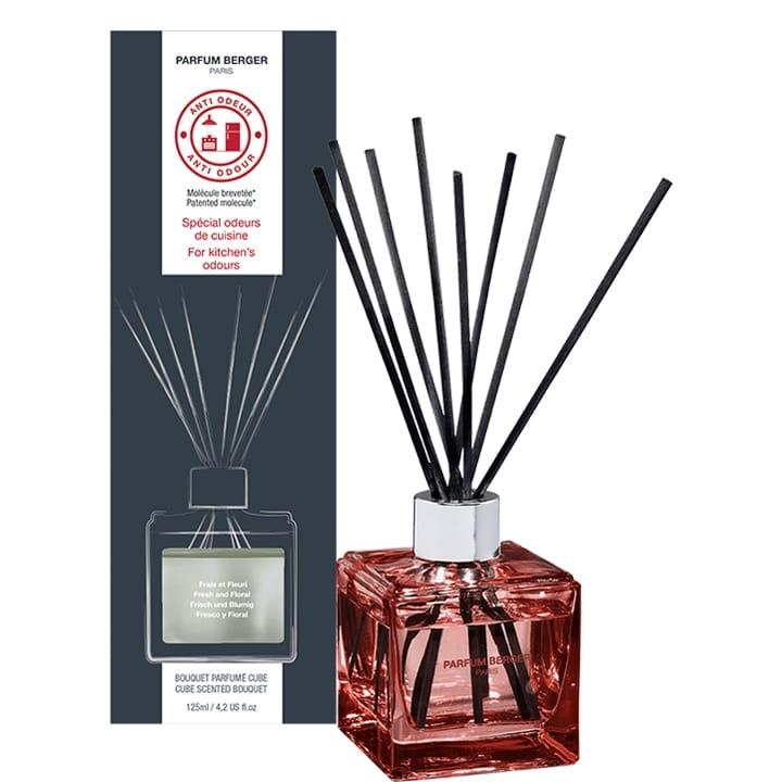 Bouquet Parfumé Cube Anti-Odeur de Cuisine - Maison Berger Paris - Incenza