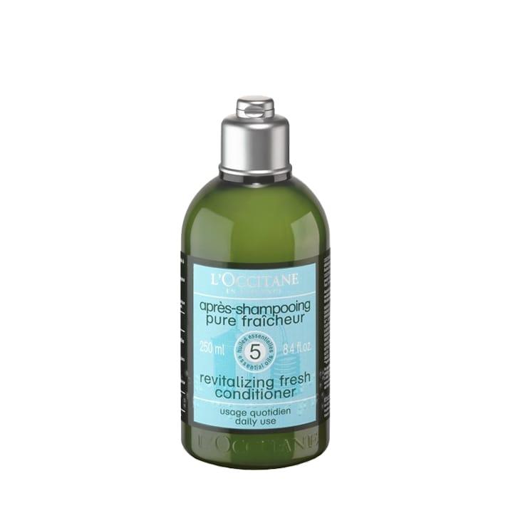 Aromachologie Après-Shampooing Pur Fraîcheur - L'Occitane - Incenza