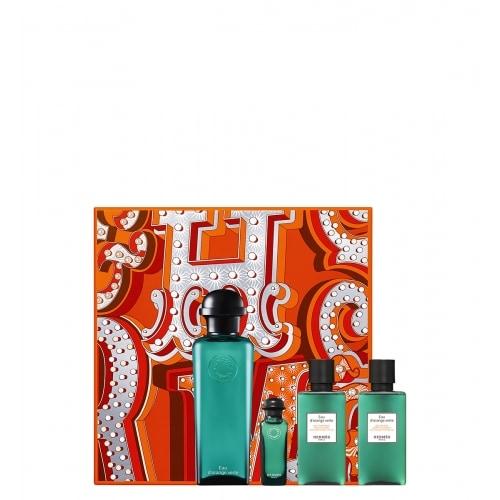 Eau d'Orange Verte - Eau de Cologne Coffret Fêtes en Hermès