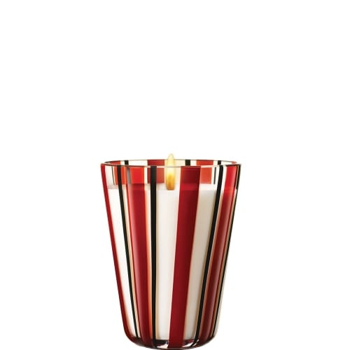 Bougie en Verre Murano - Tonka Collection Murano