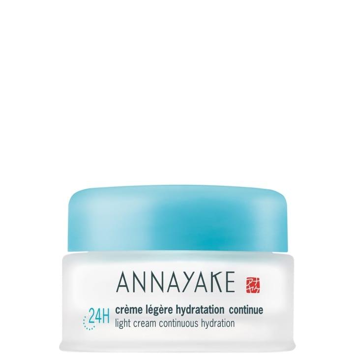24H Hydratation Crème Légère Hydratation Continue - Annayaké - Incenza