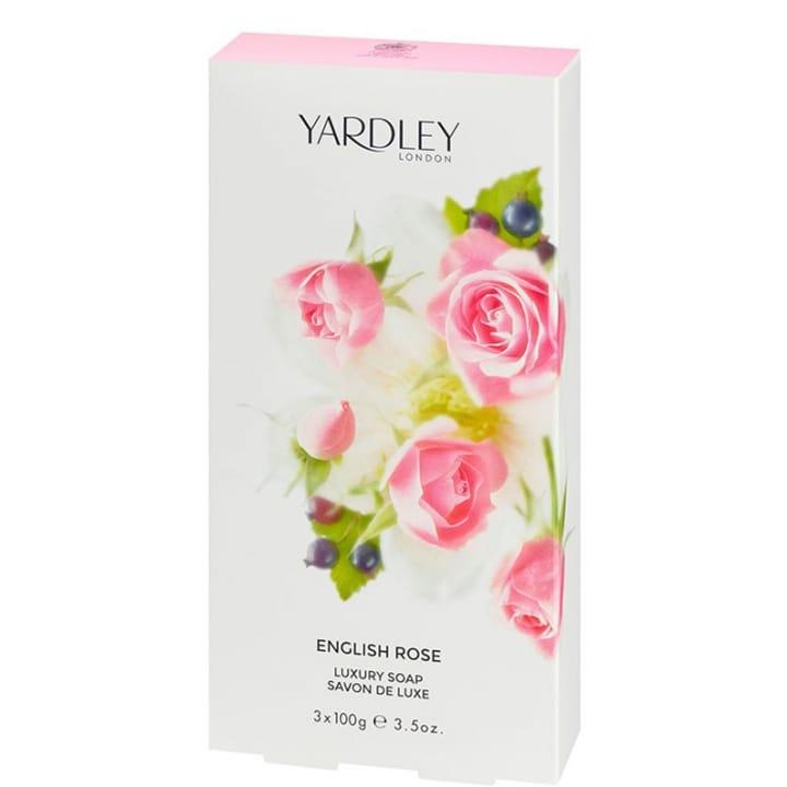 English Rose Savon de Luxe - Yardley - Incenza