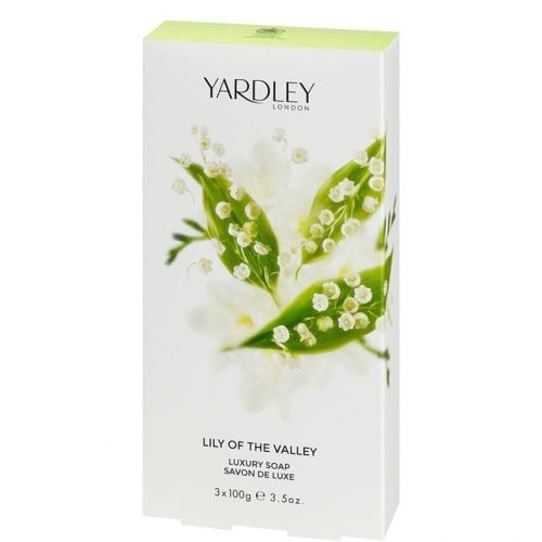 Lily of The Valley Savon de Luxe