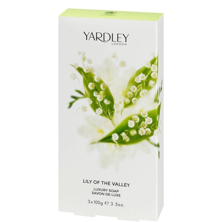 Lily of The Valley Savon de Luxe - Yardley - Incenza