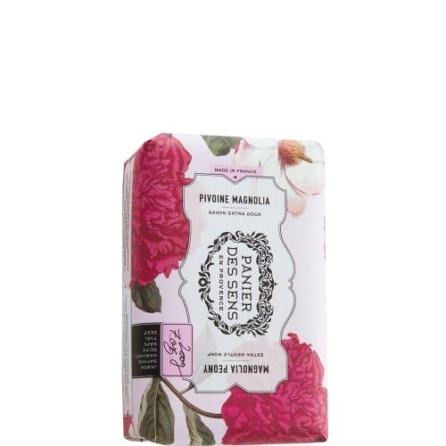 Pivoine Magnolia Savon Extra-Doux au Beurre de Karité
