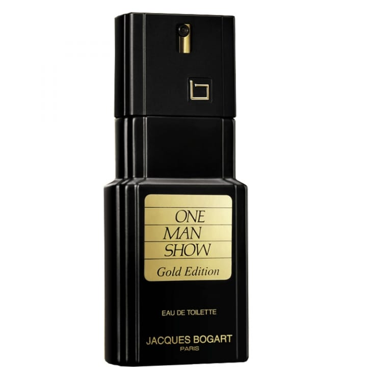 One Man Show Gold Edition Eau de Toilette - Jacques Bogart - Incenza