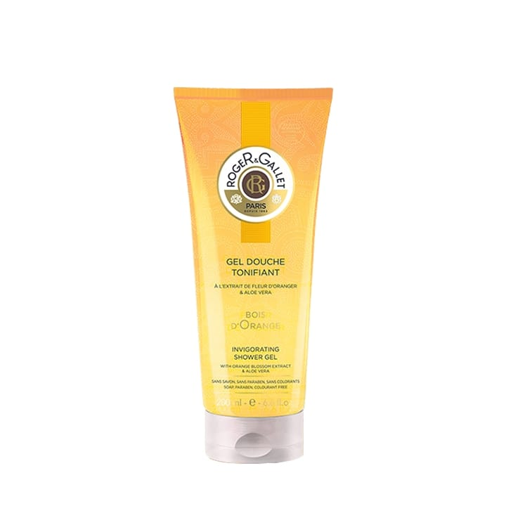Bois d'Orange Gel Douche - Roger&Gallet - Incenza