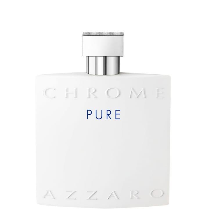 Chrome Pure Eau de Toilette - Azzaro - Incenza