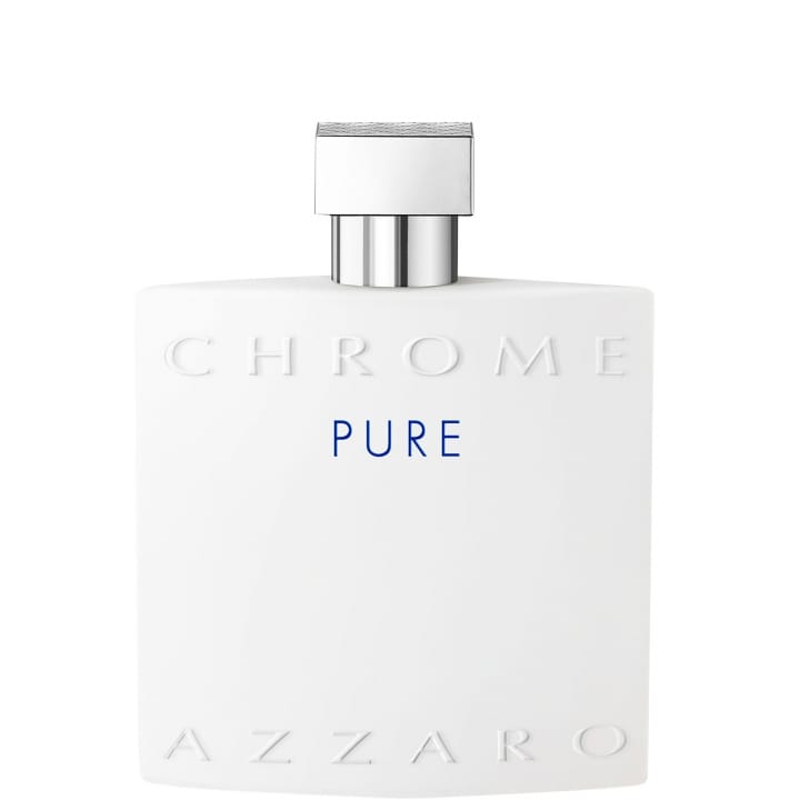 Chrome Pure Eau de Toilette - Azzaro - Incenza