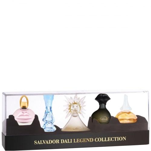 Salvador Dali Legend Collection Coffret 5 Miniatures