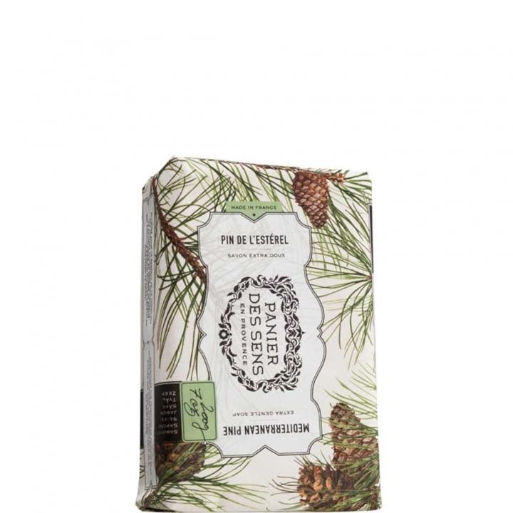 Pin de l'Esterel Savon Extra-Doux au Beurre de Karité - Panier des Sens - Incenza