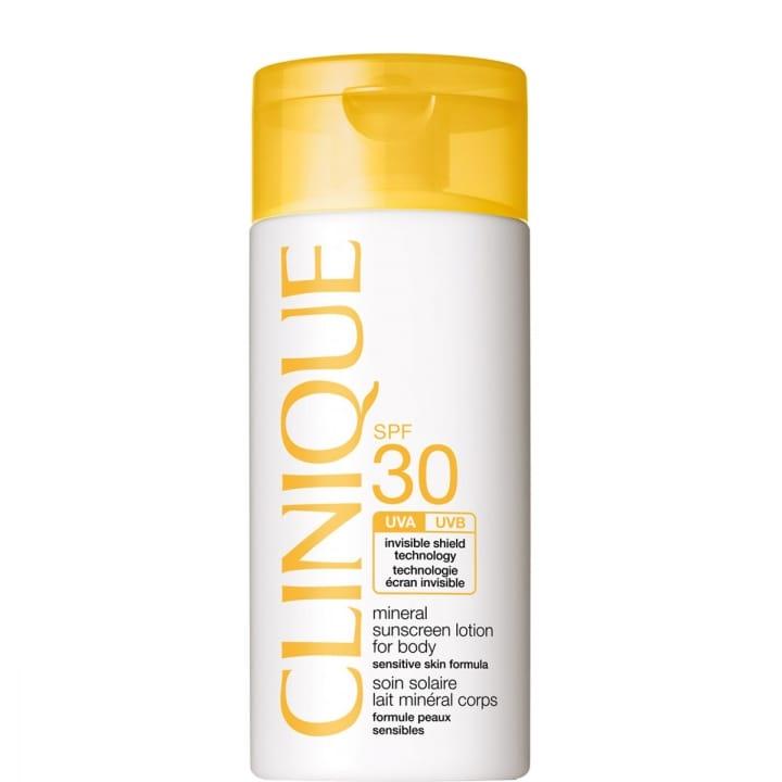 Clinique Sun Soin Solaire Fluide Minéral Corps SPF 30 - CLINIQUE - Incenza