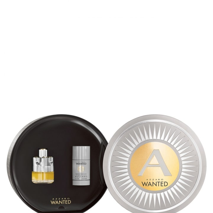 Wanted Coffret Eau de Toilette - Azzaro - Incenza
