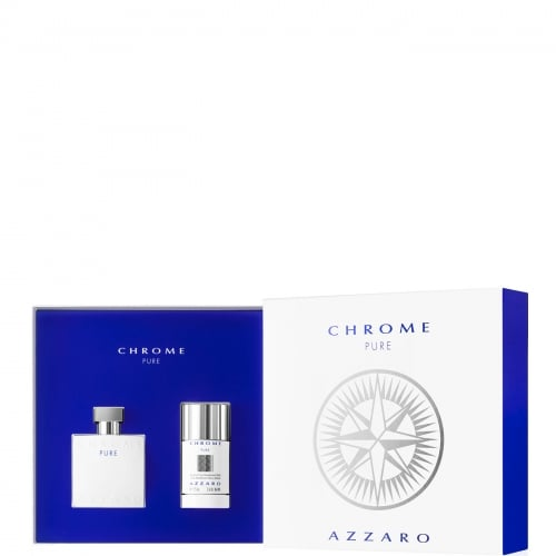 Chrome Pure Coffret Eau de Toilette