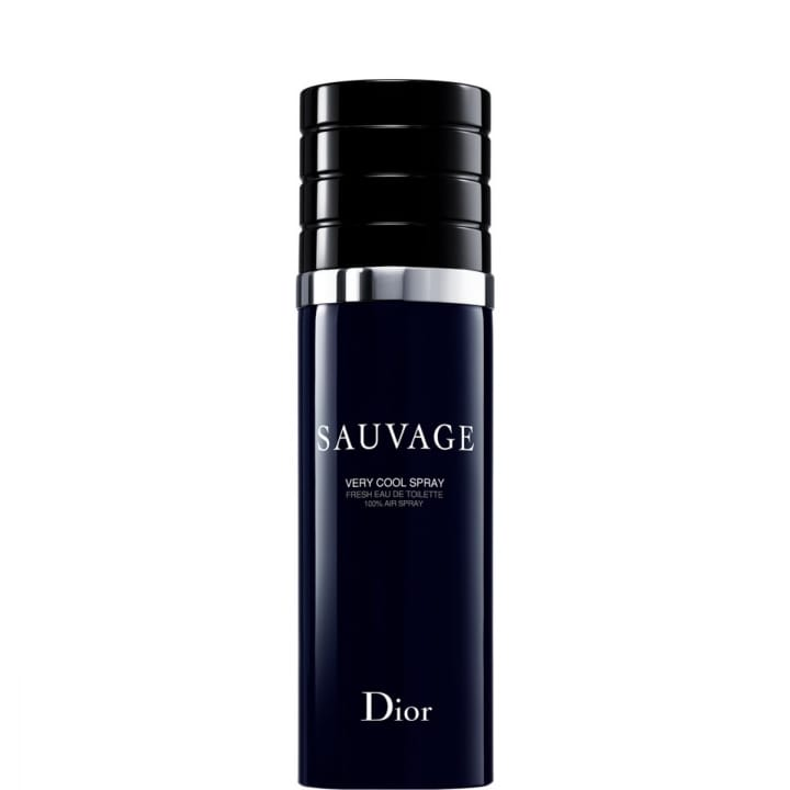 Sauvage De Dior Very Cool Spray Fresh Eau De Toilette 100 Air