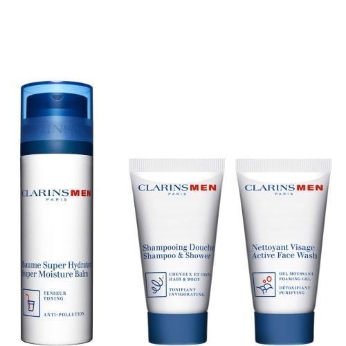 ClarinsMen Baume Super Hydratant Coffret Soin