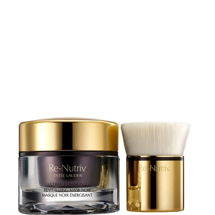 Re-Nutriv Ultimate Diamond Masque Noir Énergisant - ESTEE LAUDER - Incenza