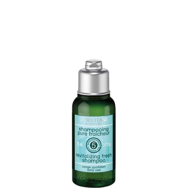 Aromachologie Shampooing Pure Fraîcheur - L'Occitane - Incenza