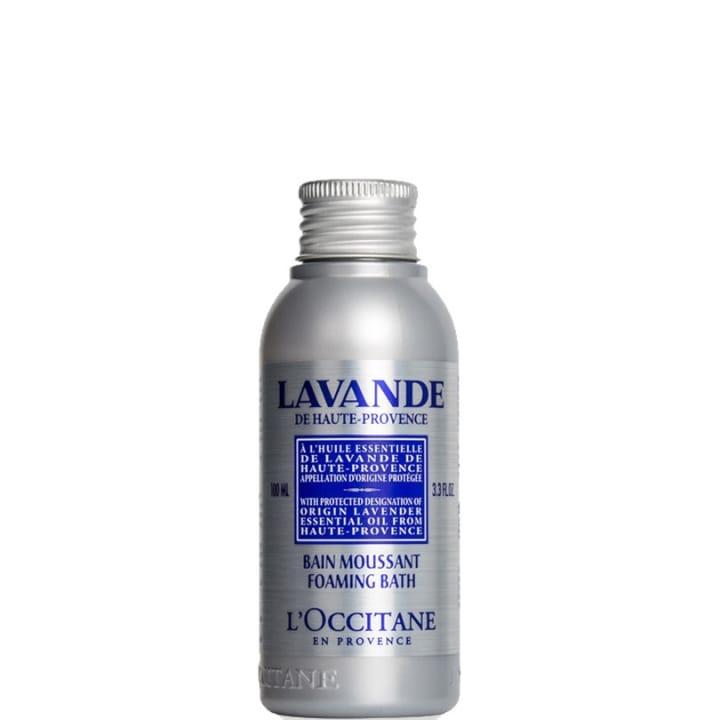 Lavande bain moussant flacon 100 ml l 39 occitane incenza for Bain moussant maison