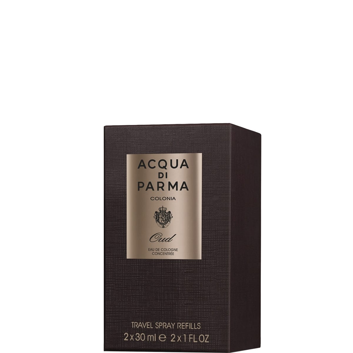 colonia oud eau de cologne concentr e 2 x 30 ml acqua di parma incenza. Black Bedroom Furniture Sets. Home Design Ideas