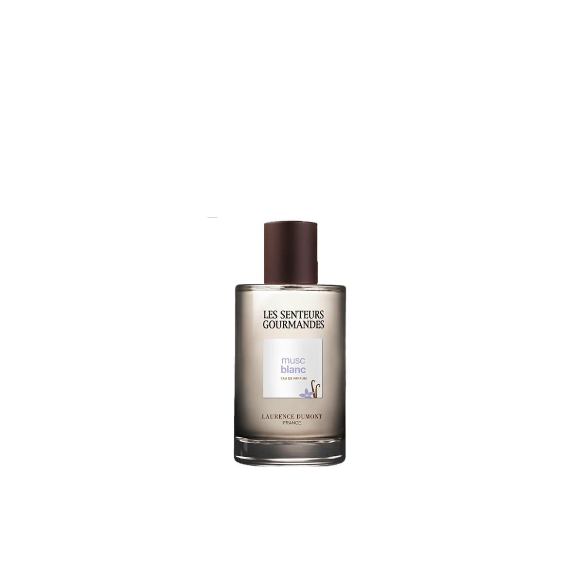 musc blanc eau de parfum vaporisateur 100 ml les senteurs gourmandes incenza. Black Bedroom Furniture Sets. Home Design Ideas