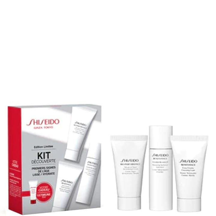 Premiers Signes de l'Âge Coffret Découverte - Shiseido - Incenza