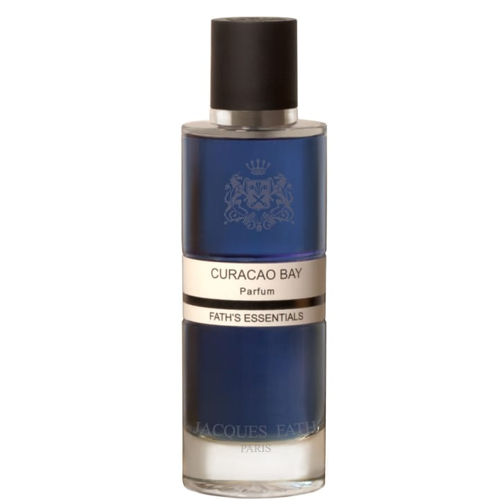 Curaçao bleu Parfum - Jacques Fath - Incenza
