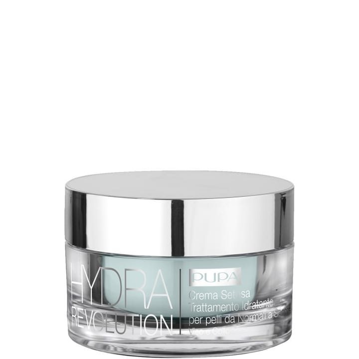 Hydra Revolution Crème Soyeuse Traitement Hydratant pour Peaux Normales à Sèches - Pupa - Incenza