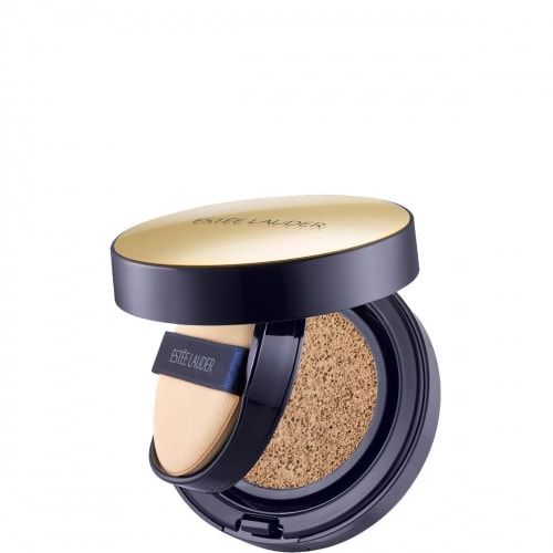 Double Wear BB Cushion Compact Fond de Teint Compact Fluide Hydratant Longue Tenue SPF 50
