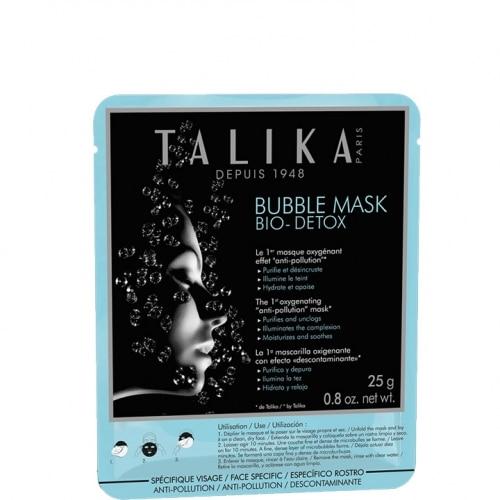 Bubble Mask Bio-Detox Masque Oxygénant Effet
