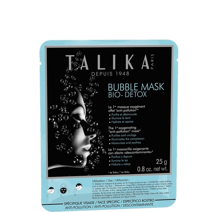 Bubble Mask Bio-Detox Masque Oxygénant Effet  - Talika - Incenza