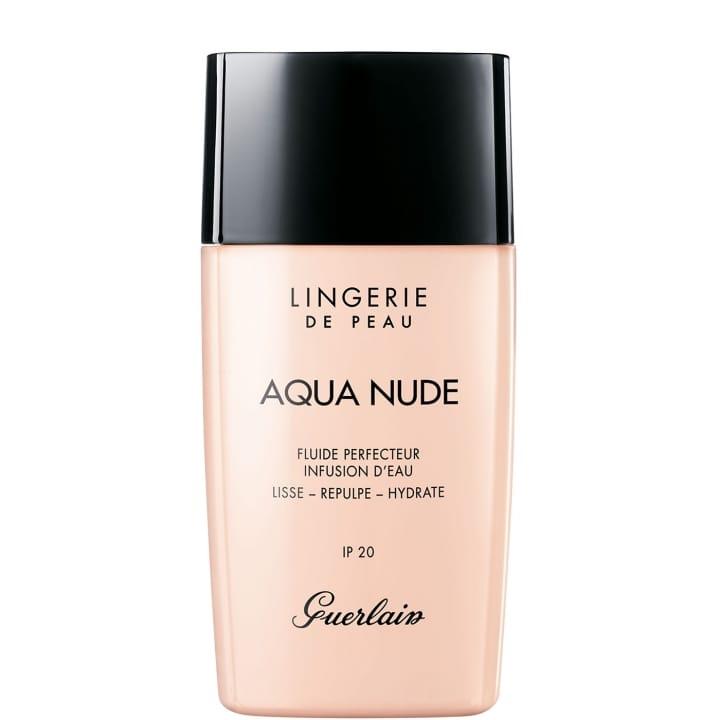 Lingerie de Peau Aqua Nude Fluide Ultra-Léger Hydratation Intense - GUERLAIN - Incenza