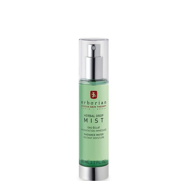 Herbal Drop Mist Eau Éclat Hydratation Immédiate - Erborian - Incenza