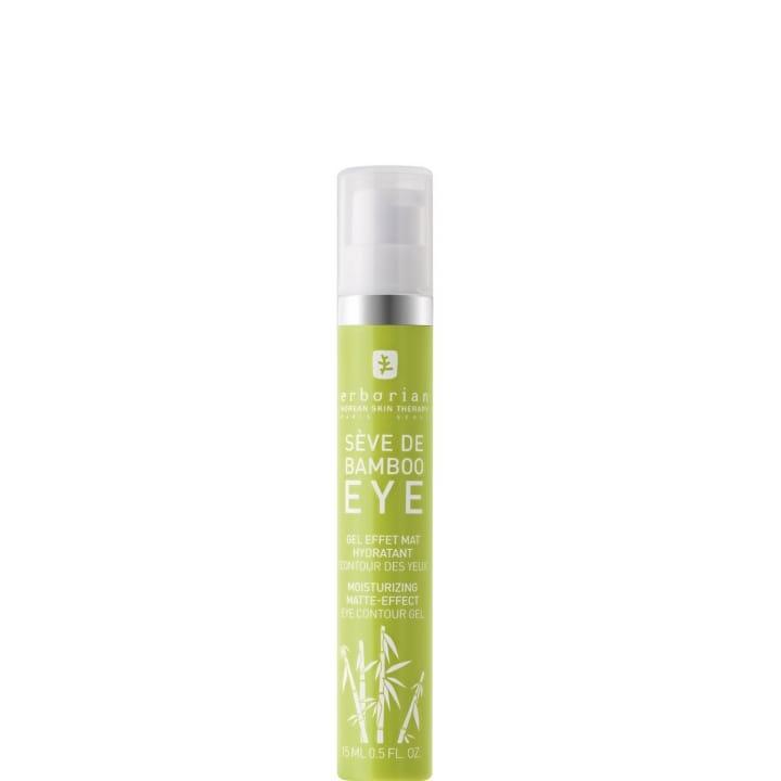 Sève de Bamboo Eye Gel Effet Mat Hydratant Contour des Yeux - Erborian - Incenza