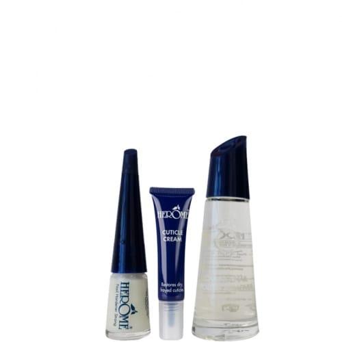Nail Essentials Kit pour Ongles Mous et Cuticules Abîmées !