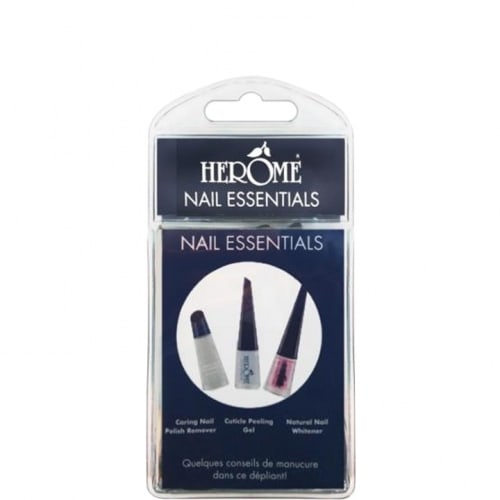 Nail Essentials Blanchisseur Naturel d'Ongles & Soin Cuticules