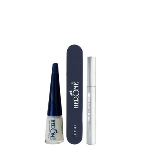 Nail Essentials Kit pour Ongles Résistants & Cuticules Soignées !