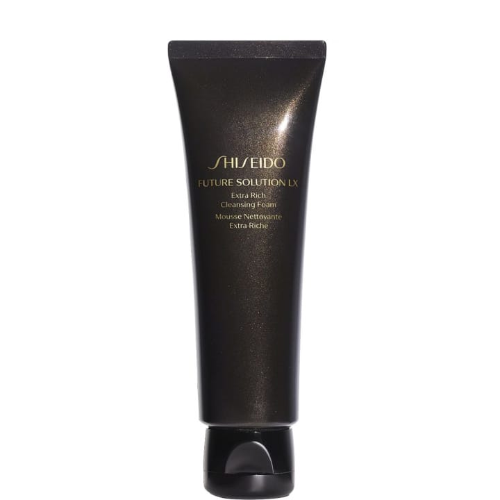 Future Solution LX Mousse Nettoyante Extra Riche - SHISEIDO - Incenza