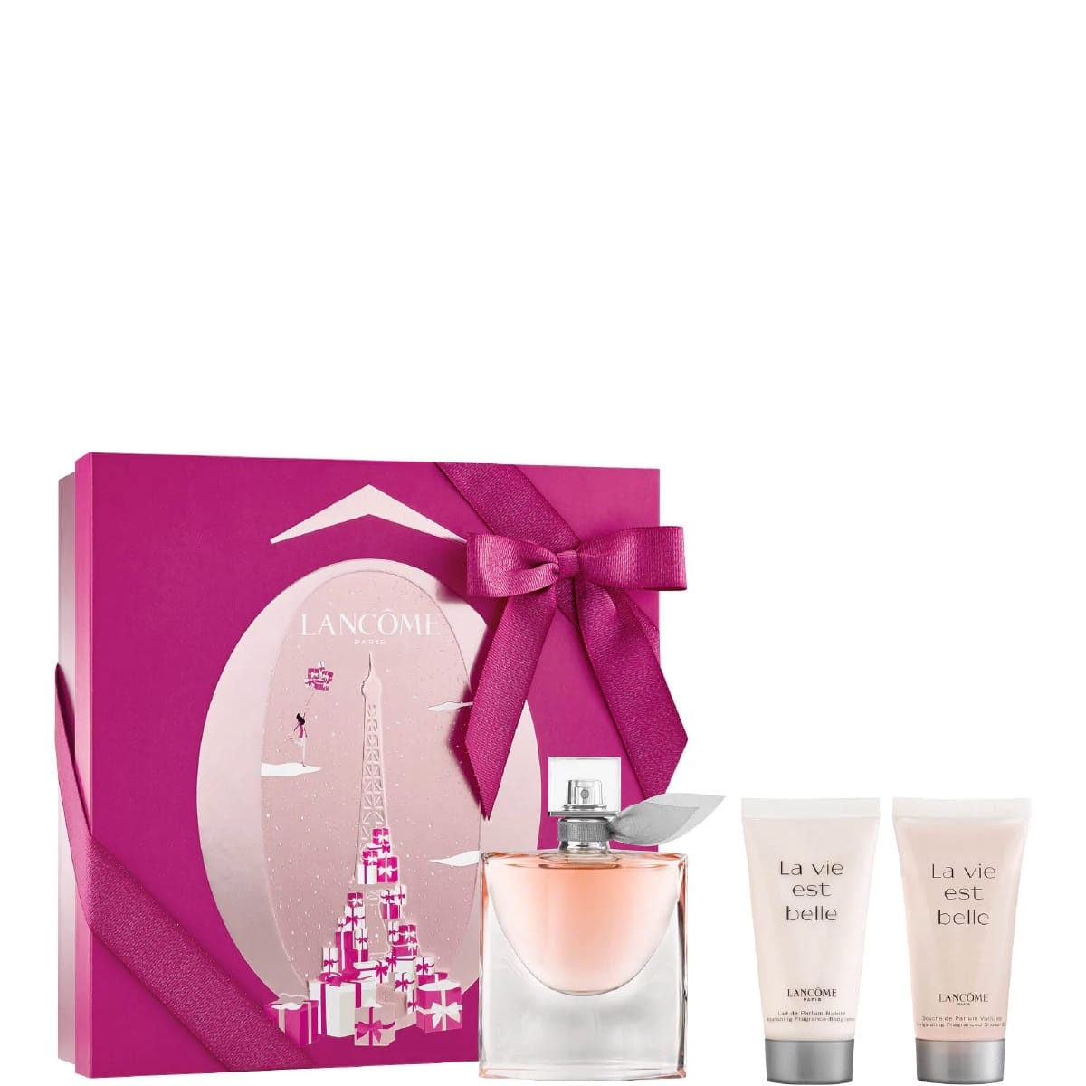 la vie est belle coffret eau de parfum 50 ml lanc me incenza. Black Bedroom Furniture Sets. Home Design Ideas