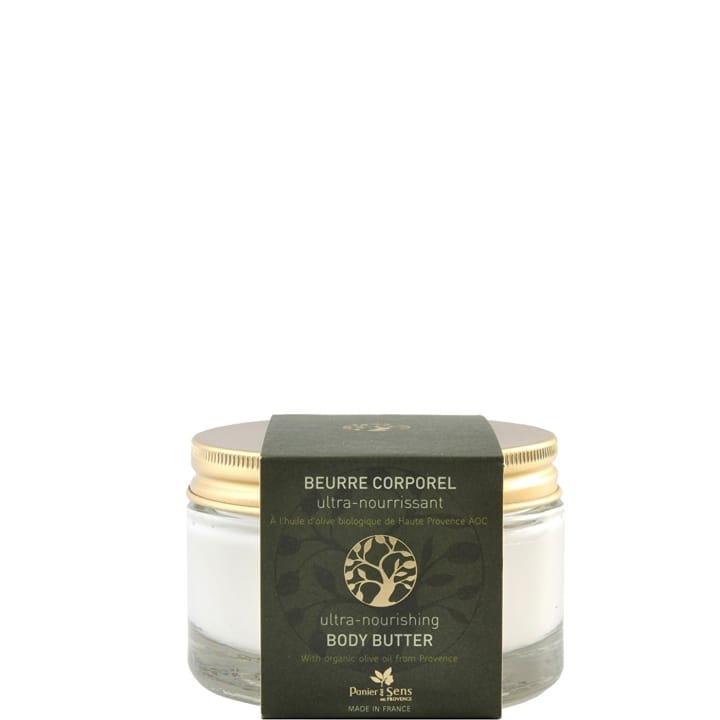 Olive Beurre Corporel - Panier des Sens - Incenza