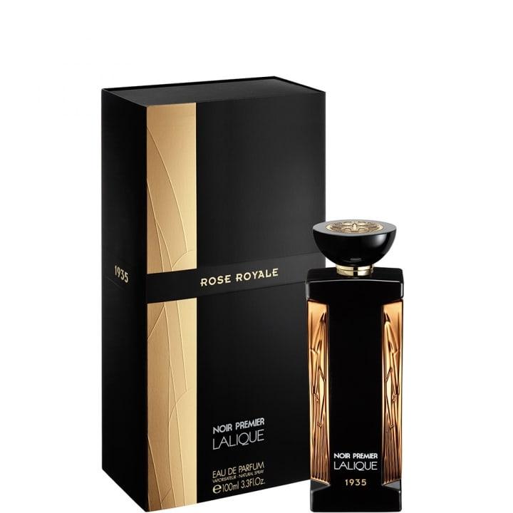 Rose Royale Eau de Parfum - Lalique - Incenza