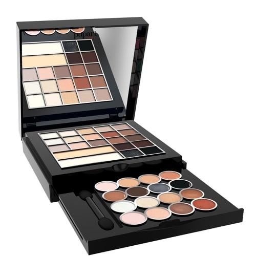 Pupart Eyes Golden Bronze Palette Maquillage Yeux